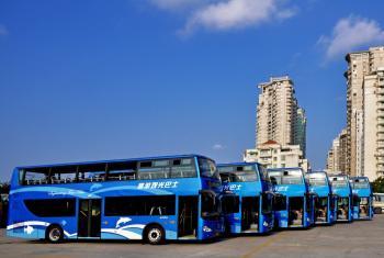 厦门环岛观光巴士
